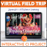 Carnaval Dominican Republic Virtual Field Trip | Distance