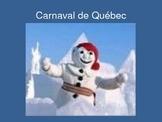 Carnaval au Québec