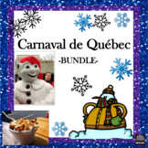 Carnaval de Québec – Québec Winter Carnival BUNDLE