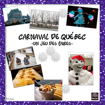 Carnaval de Québec – Québec Winter Carnival - French Match