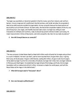Carnegie POV Inquiry Assignment