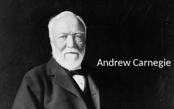 Carnegie and Rockefeller Comparison