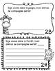 Carnet d'écriture-Avril