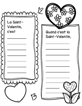 Carnet d'écriture-Février