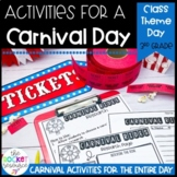 Carnival-themed Activities for a Classroom Theme Day