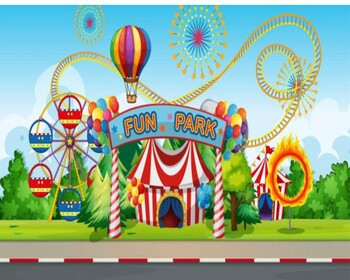Carnival/Amusement Park Reward System and Props VIP Kids GoGo Kids Q kids FAS