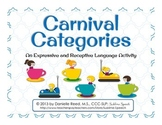 Carnival Categories