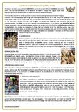 Carnival Celebrations Around the World - Reading Comprehen