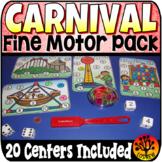 Carnival Centers Fine Motor Centers Amusement Park Activities