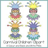 Carnival Children Clipart