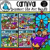 {45% Off!} Carnival Clip Art Bundle - Chirp Graphics