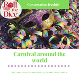 Carnival Around the World - Conversation Activity
