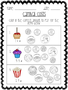 Carnival Costs