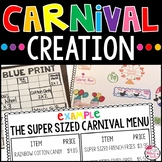 Carnival Creation: An End of the Year Activity