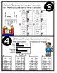 Carnival Data: 3rd Grade Texas Math TEKS 3.8A 3.8B