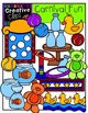 Carnival Fun {Creative Clips Digital Clipart}