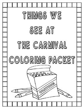 Carnival Fun Pack!!