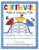 Carnival Fun with Literacy and Math
