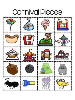 Carnival Language Activities