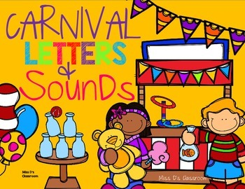 Carnival Letters & Sounds!
