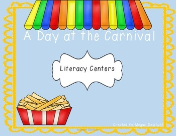 Carnival Literacy Centers