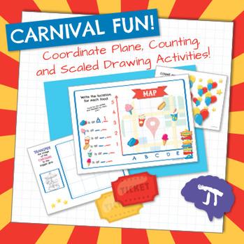 Carnival MATH Activities