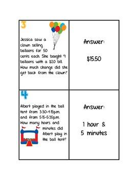 Carnival Math