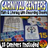 Carnival Centers Activities Amusement Park Literacy Math Preschool K, Summer