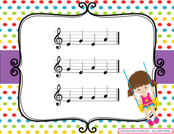 Carnival Melodies -- An Aural Melody Recognition Game {la}