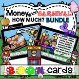 Money at the Carnival  - (How Much?) - Boom Cards for Math