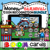 Money at the Carnival - U.S. Coin Recognition Boom Cards