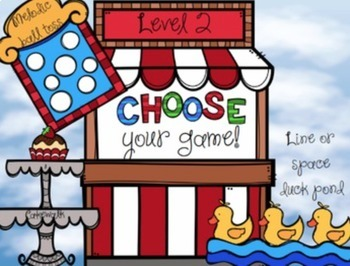 Carnival Music Games {Level 2}