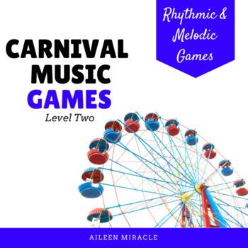 Carnival Music Games {Level 2}