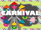 Carnival Rhythm Composing Cards