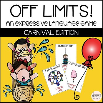 Carnival Taboo - A Social Language Game