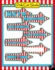 Carnival Theme Centers Signs - Circus Theme