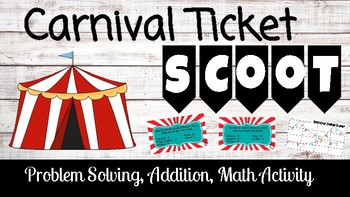 Carnival Ticket Scoot