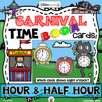 Carnival Time (Hour and Half Hour)