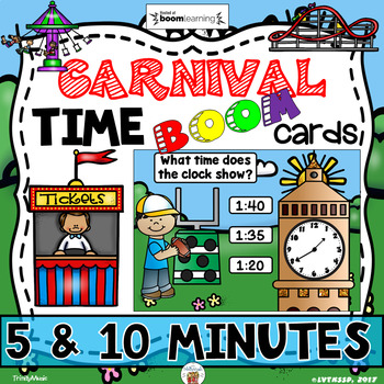 Carnival Time (Ten and Five Minutes)