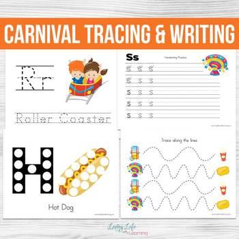 Carnival Writing Set