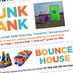 Carnival and Dunk Tank Flyer - Editable Fundraiser Ad