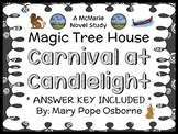 Carnival at Candlelight : Magic Tree House #33 Novel Study / Comprehension