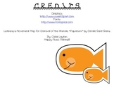"""Carnival of the Animals """"Aquarium"""" Listening Map"""