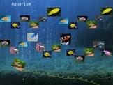 Carnival of the Animals Aquarium Listening Map