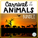 Carnival of the Animals BUNDLE! (Camille Saint-Saens)