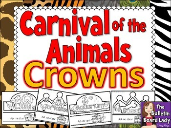 Carnival of the Animals Crowns