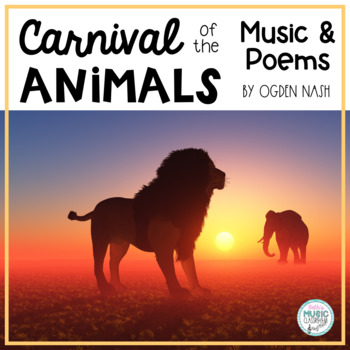 Carnival of the Animals - Music Audio & Poems (Ogden Nash)