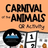 Carnival of the Animals QR Activity