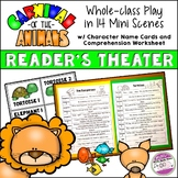 Carnival of the Animals READER'S THEATER