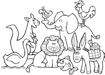 Carnival Of The Animals Unit Worksheets & Teaching Resources   TpT